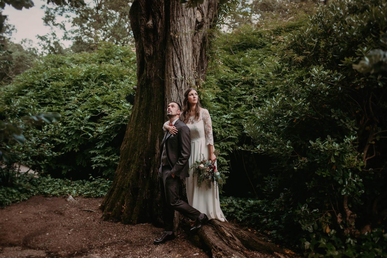 natural wedding finca
