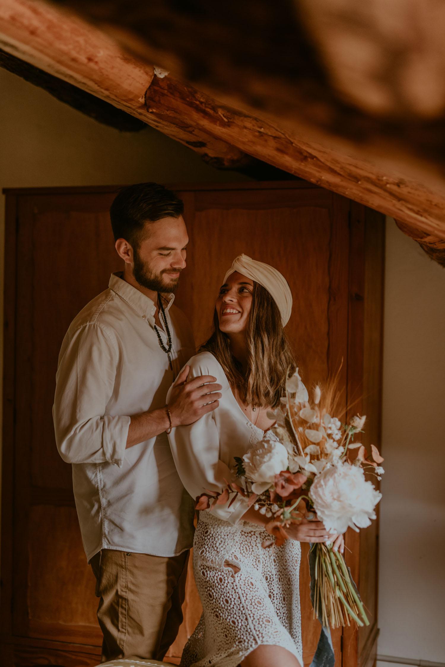 elopement wedding session girona